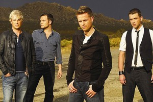 Westlife are breaking up for good. Photo / Supplied