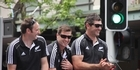 View: Winning All Blacks parade through Auckland