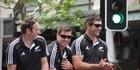 View: Winning All Blacks parade through Auckland
