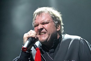 Meat Loaf performs in Brisbane as part of his Australasian tour. Photo / Getty Images