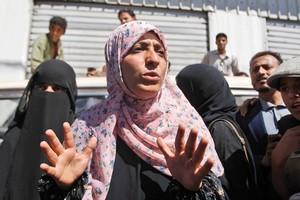 Yemeni activist Tawakul Karman was arrested on Saturday  Photo / AP