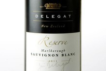 Delegat's Reserve Marlborough Sauvignon Blanc 2011 $20.99. Photo / Babiche Martens