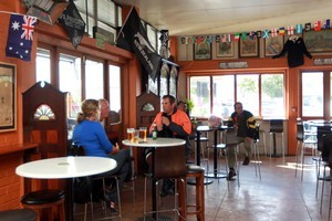 The Crown in Auckland's Point Chevalier serves its neighbourhood patrons well. Photo / Herald on Sunday