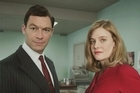 Dominic West and Romola Garai in The Hour. Photo / Supplied