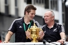 Richie McCaw deserves a long holiday. Photo / Sarah Ivey