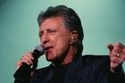 Singer Franki Valli. Photo / Supplied