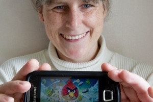 Davanea Forbes spends about 10 hours a week playing video games. Photo / Dean Purcell