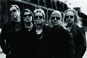Lou reed's collaboration with Metallica on Lulu isn't always a success. Photo / Supplied