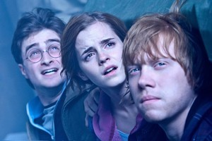 Still from Harry Potter and the Deathly Hallows, Part 2. Photo / Warners Bros