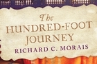 Book cover of The Hundred-Foot Journey. Photo / Supplied