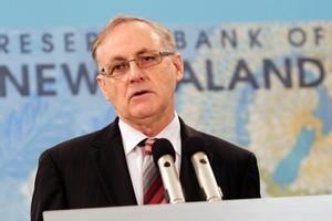 Dr Alan Bollard. Photo / Mark Mitchell
