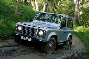 Land Rover Defender. Photo / Supplied