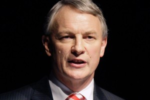 Labour leader Phil Goff. Photo / APN
