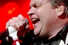 Singer Meat Loaf has cancelled tonight's Tauranga concert. Photo / File