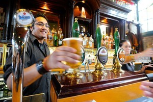 Galbraith's Alehouse in Mt Eden is a beer-lovers first choice. Photo / Herald on Sunday