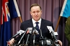 Prime Minister John Key. A youth minimum wage will be reinstated under a National government.