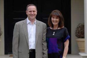 John and Bronagh Key have pricey homes. Photo / Michael Craig