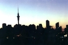 Businesses are at risk from the failure of infrastructure such as the 1998 power cut that left much of downtown Auckland in the dark. Now a gas pipe leak is causing chaos. File photo / NZ Herald
