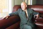 Should millionaires like Sir Bob Jones be paid superannuation? File photo / APN