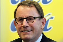 National's Paul Goldsmith is polling higher than John Banks (pictured), but the latest opinion survey suggests the Act man will win the electorate vote if the Prime Minister backs him. Photo / Janna Dixon