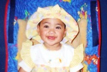 Nia Glassie, a 3-year-old Rotorua toddler who was killed in 2007, was an extreme case of abuse within an extended family. Photo / Supplied