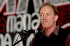 Mana Party economic policy spokesman John Minto. The party is seeking to abolish GST altogether. Photo Herald on Sunday