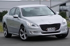 Peugeot 508. Photo / Supplied