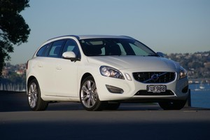 Mixing style with Volvo's trademark safety makes this car a winner. Photo / Supplied