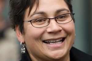 Green Party co-leader Metiria Turei. Photo / Mark Mitchell
