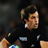 Conrad Smith of the All Blacks (R) attempts to break clear of the France defense. Photo / Getty Images