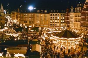 Frankfurt Christmas Market. Photo / Supplied