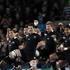 The All Blacks perform the haka. Photo / Dean Purcell