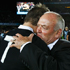 Richie McCaw and coach Graham Henry celebrate the All Blacks' win over France. Photo / Getty Images