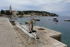 Charlotte on Hvar Island, Croatia. Photo / Mauricio Olmedo-Perez