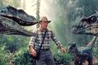 Sam Neill in Jurassic Park. Photo / Supplied