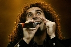 A reunited System of a Down look set to perform in New Zealand in the new year. Photo / Richard Robinson