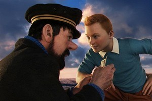 Peter Jackson's new Tintin film won't hit New Zealand theatres until December 26. Photo / Supplied