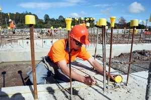 Building consents dropped 14pc in September, said Statistics NZ this morning. Photo / Northern Advocate