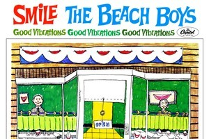 The Beach Boys album The Smile Sessions. Photo / Supplied.