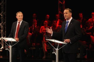 National and Labour actually agree on about 99% of the way society is run. Photo / Getty Images