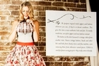 Minxy Vintage: How to customise and wear vintage clothing by Kelly Doust. Photo / Babiche Martens