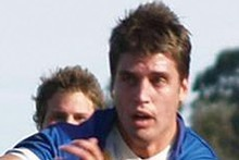 Michael Denton playing for the Nedlands Rugby Club in Perth Western Australia. Photo / Nedlands Rugby Club website