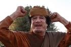 Muammar Gaddafi. Photo / AP