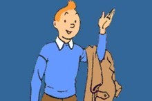 One of Tintin's classic adventures has been banished to the adult shelves of bookshops after claims of overt racism. Photo / supplied