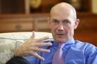 Pascal Lamy is determined to stop worried World Trade Organisation members putting up protectionist barriers as they did in the 1930s. File photo / NZ Herald