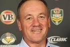 Kangaroos coach Tim Sheens. Photo / Supplied