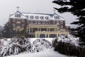 Maybe Labour wants us to buy back the Chateau, sold in the 1980s. Photo / NZ Herald