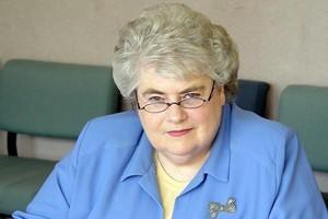 Principal Alison Gernhoefer. Photo / Supplied