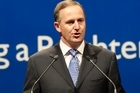 John Key says National's plan for partial asset sales assures the public
