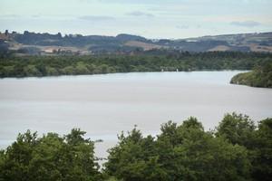 The Waikato River. Photo / Natalie Slade